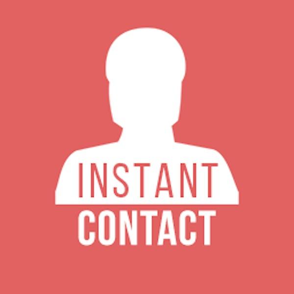 CabinPanda-CabinPanda and Instant Contact Integration